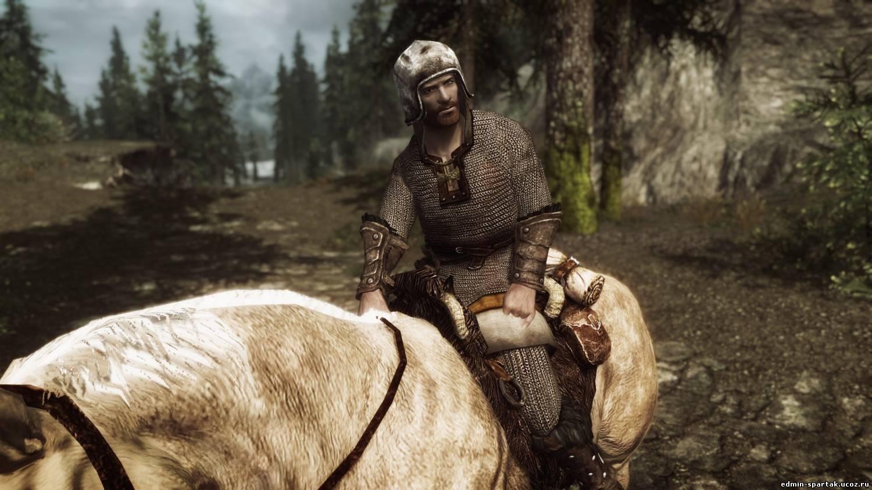 новая броня для skyrim