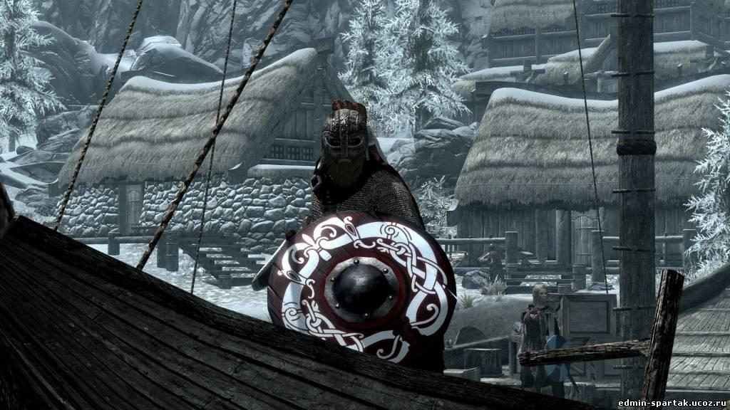 Щиты викингов